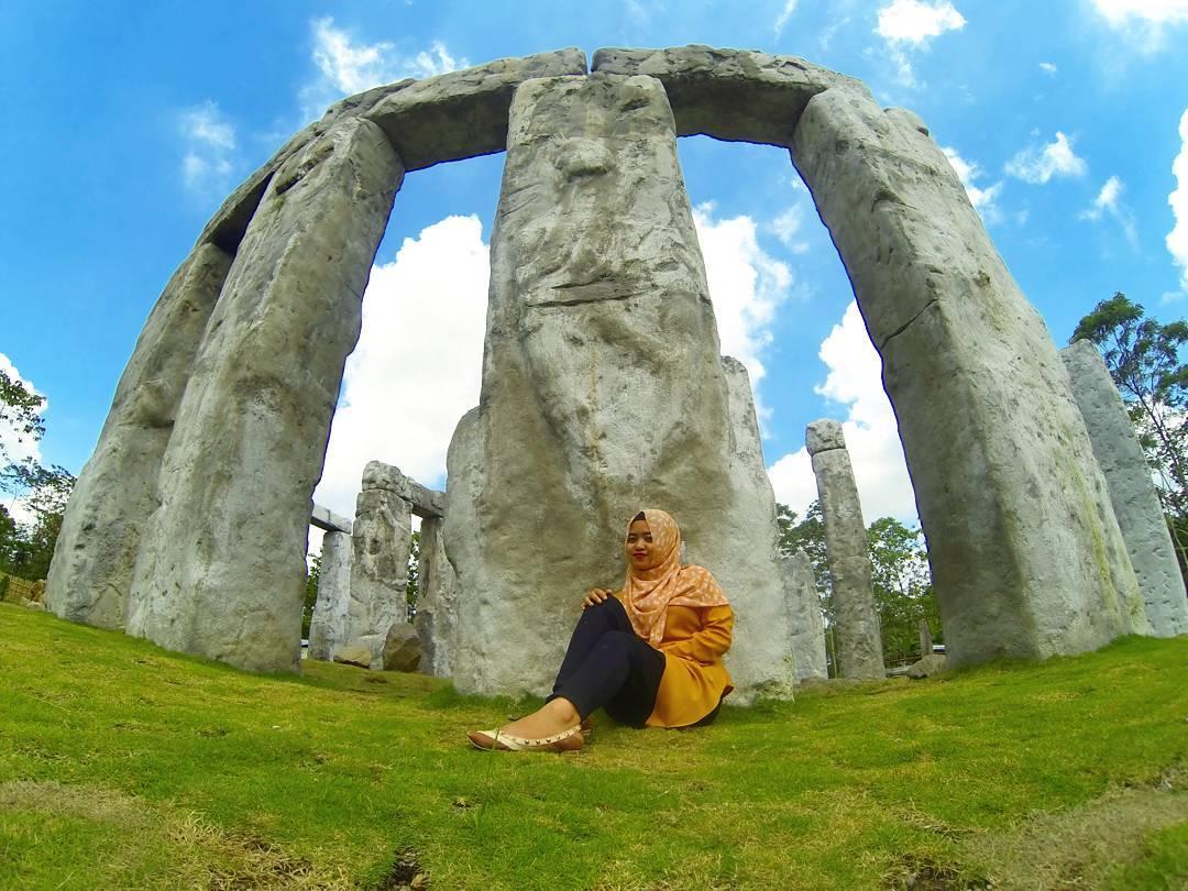 Wisata Stonehenge Lokal, Tidak Perlu Ke Inggris