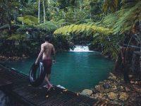 wisata taman sungai mudal