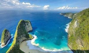 Pantai Kelingking bali