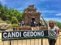 Candi Gedong Songo Semarang