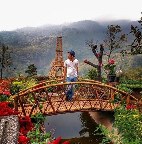 Sendi Adventure Park Mojokerto