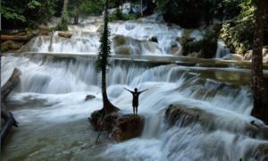 Air Terjun Indah & Unik di Indonesia