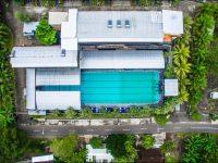 Kolam Renang Green